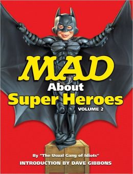 MAD About Superheroes Volume 2 (NOOK Comics with Zoom View)