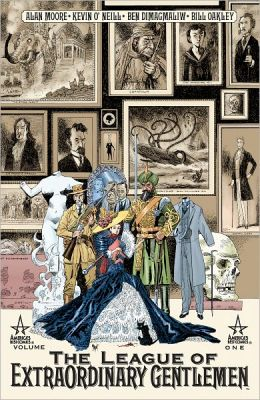 The League of Extraordinary Gentlemen (Volume 1)* (NOOK Comics with Zoom View)