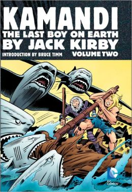 Kamandi, the Last Boy on Earth Omnibus, Volume 2
