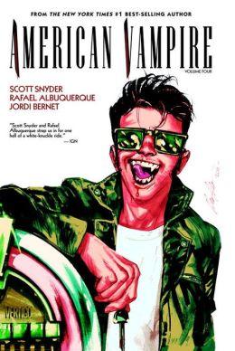 American Vampire, Volume 4