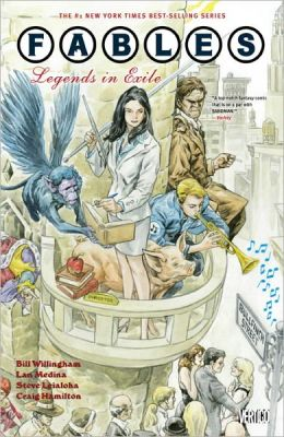 Fables, Volume 1: Legends in Exile (New Edition)