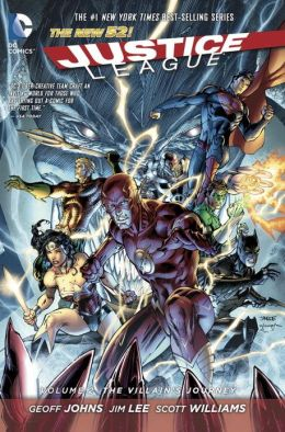 Justice League Volume 2: The Villain's Journey (The New 52)