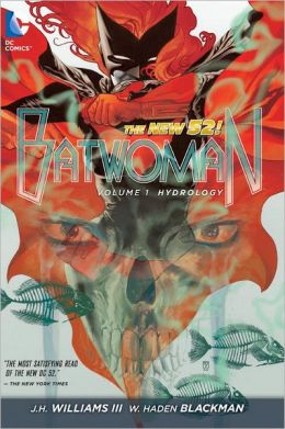 Batwoman Volume 1: Hydrology (The New 52)