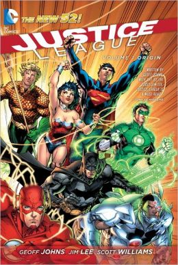 Justice League Volume 1: Origin (The New 52)