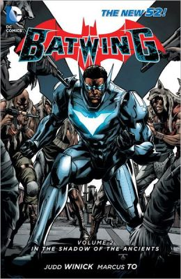 Batwing Vol. 2: In the Shadow of the Ancients (The New 52)