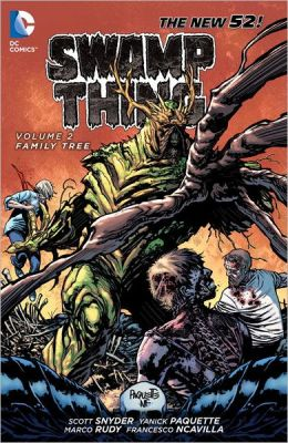 Swamp Thing Vol. 2: Family Tree (The New 52)