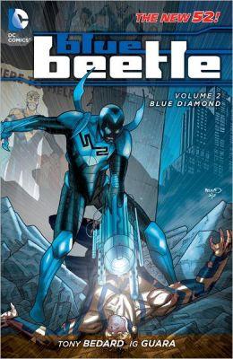 Blue Beetle Vol. 2: Blue Diamond (The New 52)