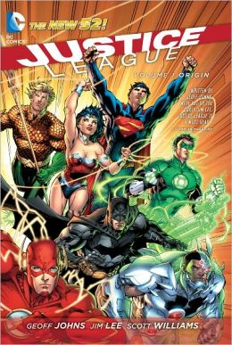 Justice League Volume 1: Origin (NOOK Comics with Zoom View)