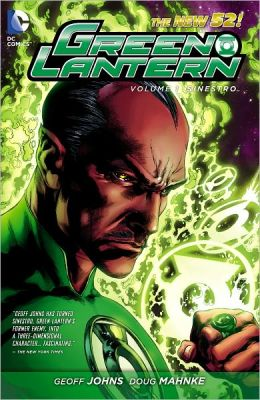 Green Lantern Volume 1: Sinestro (The New 52) (NOOK Comics with Zoom View)