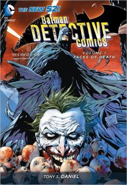 Batman: Detective Comics Volume 1: Faces of Death (The New 52) (NOOK Comics with Zoom View)