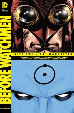 Before Watchmen: Nite Owl/Dr. Manhattan