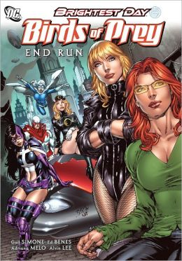 Birds of Prey Vol. 1: Endrun (NOOK Comics with Zoom View)