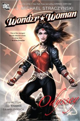 Wonder Woman: Odyssey Volume 1 (NOOK Comics with Zoom View)