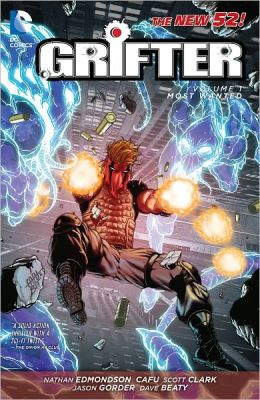 Grifter Volume 1: Most Wanted (The New 52) (NOOK Comics with Zoom View)