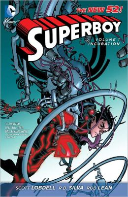 Superboy Volume 1: Incubation (NOOK Comics with Zoom View)