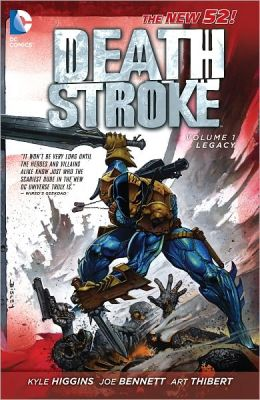 Deathstroke, Volume 1: Legacy (NOOK Comics with Zoom View)