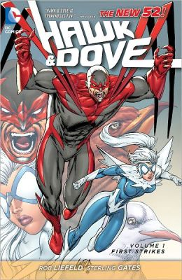Hawk and Dove Volume 1: First Strikes (NOOK Comics with Zoom View)