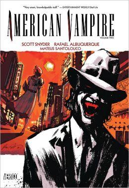 American Vampire, Volume 2 (NOOK Comics with Zoom View)