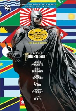 Batman Incorporated Volume 1 Deluxe (NOOK Comics with Zoom View)