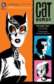 Book Cover Image. Title: Catwoman Vol. 2:  No Easy Way Down, Author: Ed Brubaker