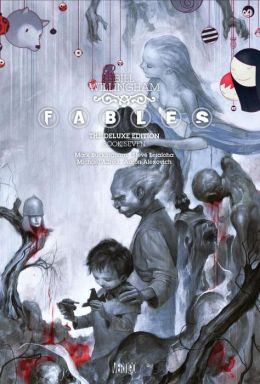 Fables: The Deluxe Edition Book Seven