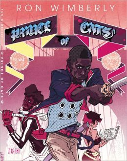 Prince of Cats (NOOK Comics with Zoom View)