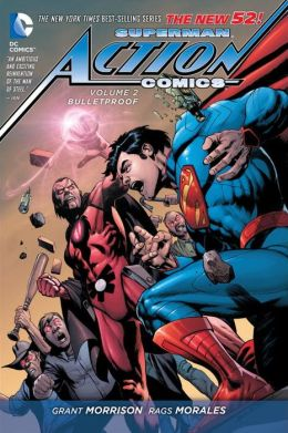 Superman - Action Comics Vol. 2: Bulletproof (The New 52)