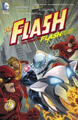 The Flash Volume 2: The Road to Flashpoint (NOOK Comics with Zoom View)