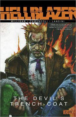 John Constantine, Hellblazer: The Devil's Trenchcoat (NOOK Comics with Zoom View)
