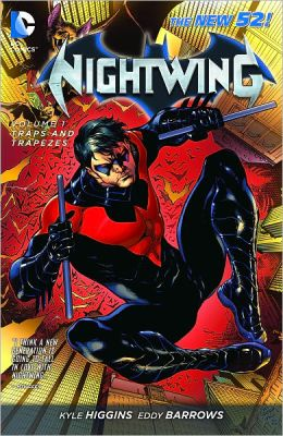 Nightwing Volume 1: Traps and Trapezes (NOOK Comics with Zoom View)