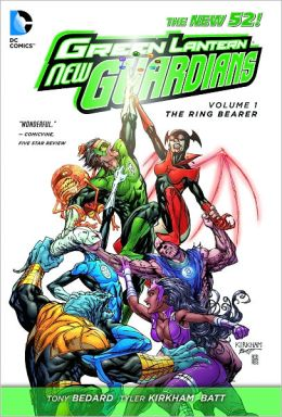 Green Lantern: New Guardians Volume 1: The Ring Bearer (NOOK Comics with Zoom View)