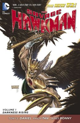 The Savage Hawkman Volume 1: Darkness Rising (NOOK Comics with Zoom View)