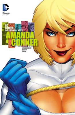 DC Comics: The Sequential Art of Amanda Conner (NOOK Comics with Zoom View)
