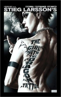 The Girl With The Dragon Tattoo Book 1 (NOOK Comics with Zoom View)