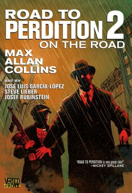Road to Perdition: On the Road (New Edition) (NOOK Comics with Zoom View)