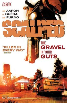 Scalped Volume 4: The Gravel in Your Guts (NOOK Comics with Zoom View)