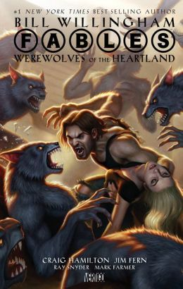 Fables: Werewolves of the Heartland (NOOK Comic with Zoom View)
