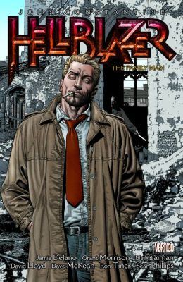 John Constantine, Hellblazer Volume 4: The Family Man (NOOK Comics with Zoom View)