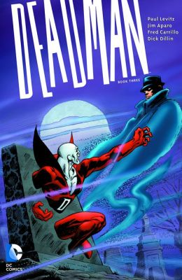 Deadman Book Three (NOOK Comic with Zoom View)