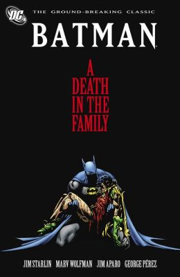 Batman: Death in the Family (NOOK Comics with Zoom View)