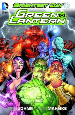 Green Lantern: Brightest Day (NOOK Comics with Zoom View)