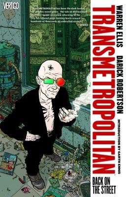 Transmetropolitan Vol. 1: Back on the Street (NOOK Comic with Zoom View)