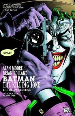 Batman: The Killing Joke (NOOK Comics with Zoom View)