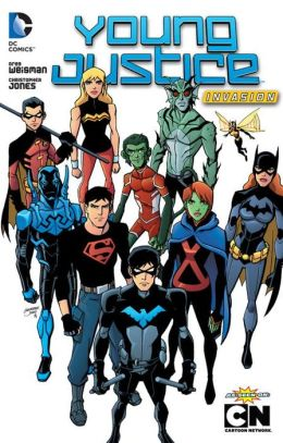 Young Justice Volume 4: Invasion