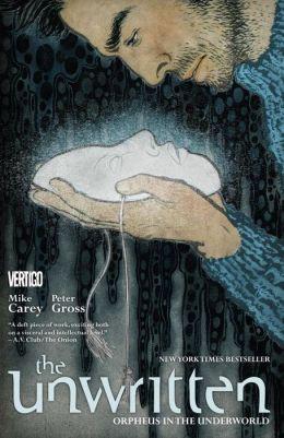The Unwritten Vol. 8: Orpheus in the Underworlds
