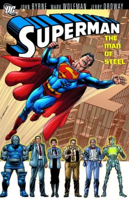 Superman: The Man of Steel, Volume 2 (NOOK Comics with Zoom View)