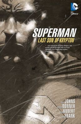 Superman: Last Son of Krypton (NOOK Comics with Zoom View)