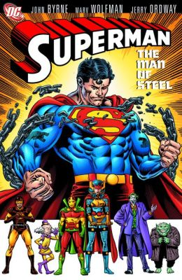 Superman: The Man of Steel Volume 5 (NOOK Comics with Zoom View)