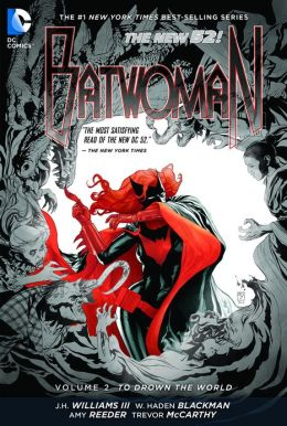 Batwoman Volume 2: To Drown the World (NOOK Comics with Zoom View)