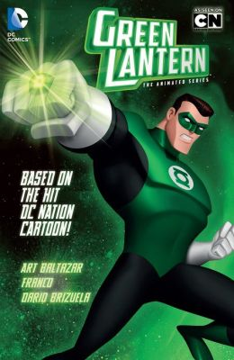 Green Lantern: The Animated Series (NOOK Comics with Zoom View)